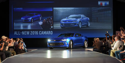 2016 Chevrolet Camaro | 2016 Chevrolet Camaro