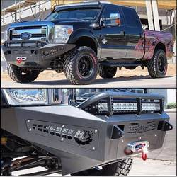 Ford F-250/F-350 Super Duty Honey Badger FrontBumper