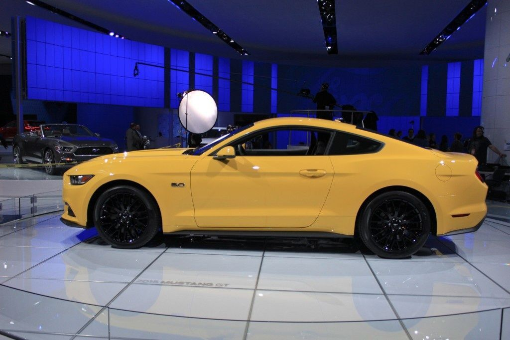 2015 Ford Mustang   2015 Ford Mustang Preview