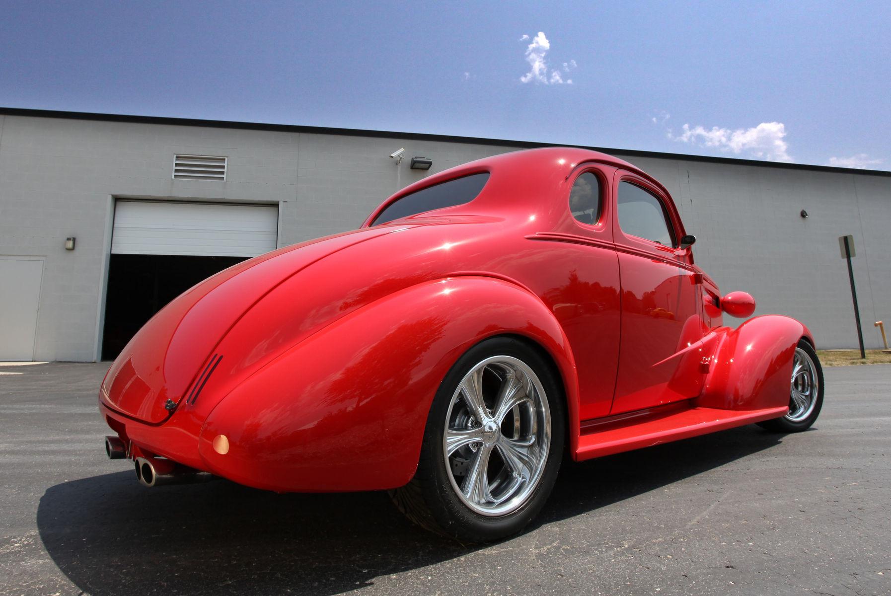1938 Chevrolet Classic | 1938 Chevrolet Special Custom - Rear 2