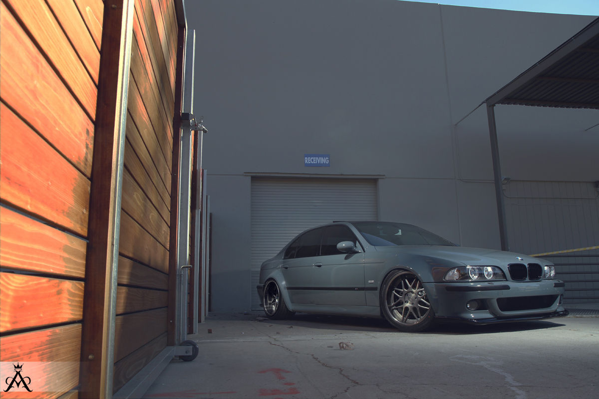 BMW M5 | BMW M5 Luxury 16 Non Concave