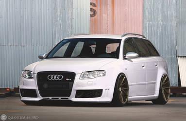 Quantum44 S5D - Audi RS4