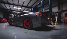 T1 Race Development GTR on Forgeline GA1R Wheels