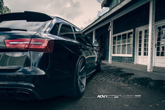 '11 Audi RS6 on ADV.1's