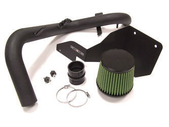 Custom FSWERKS GREEN FILTER COOL-FLO AIR INTAKE SYSTEM - FORD FIESTA ST 2014-2015