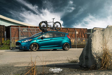 2015 Ford Fiesta ST | 2015 Ford Fiesta ST by Cinemotive