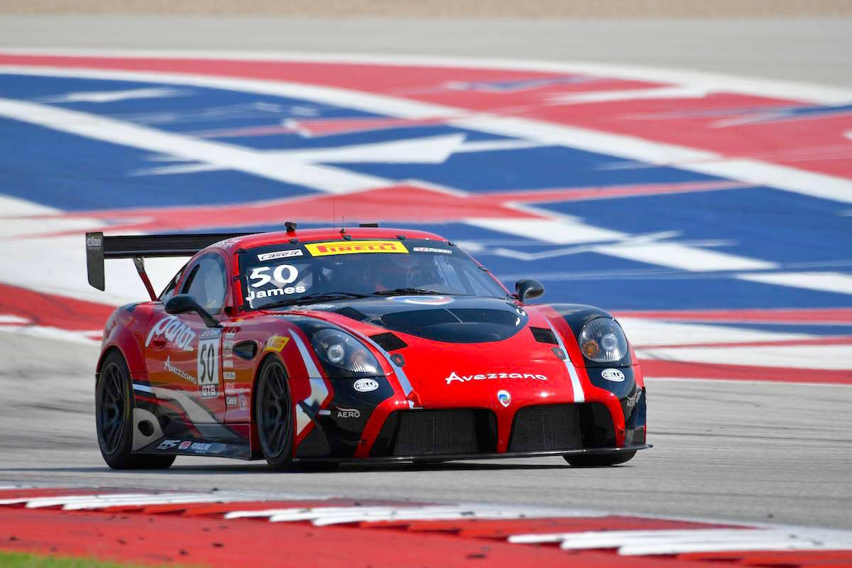 2017 Panoz  | Forgeline Teams Win at COTA in the 2017 Pirelli World Challenge Championship