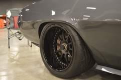 "Sid Tracy's 1969 ""Encore"" Pontiac Firebird on Center-Locking Forgeline ZX3P Wheels"