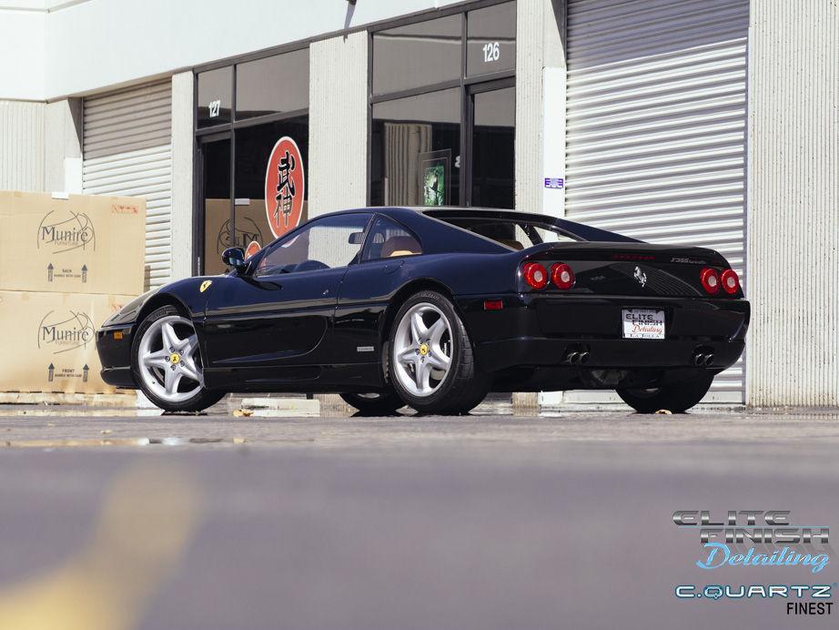 1998 Ferrari  | Ferrari 355 Berlinetta