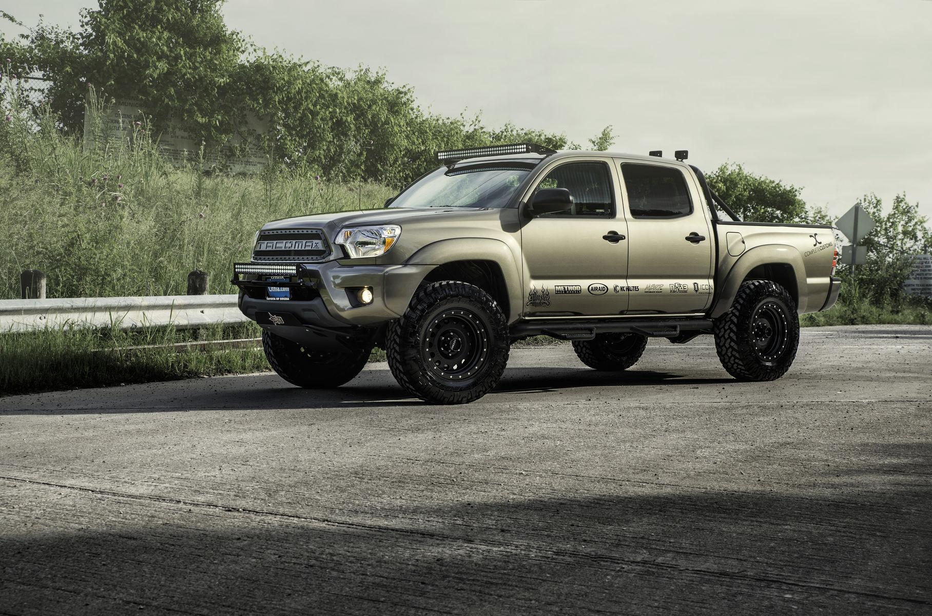 Toyota Tundra | Complete Customs Toyota Tacoma Build