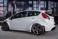 2016 Fiesta St By Tucci Hot Rods Ford Sema 2016
