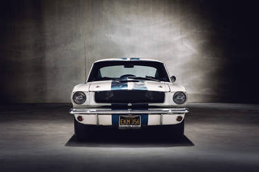 1965 Ford GT350 | 1965 GT350 Barn Find Front