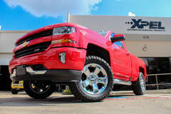 Chevy Silverado XPEL ULTIMATE