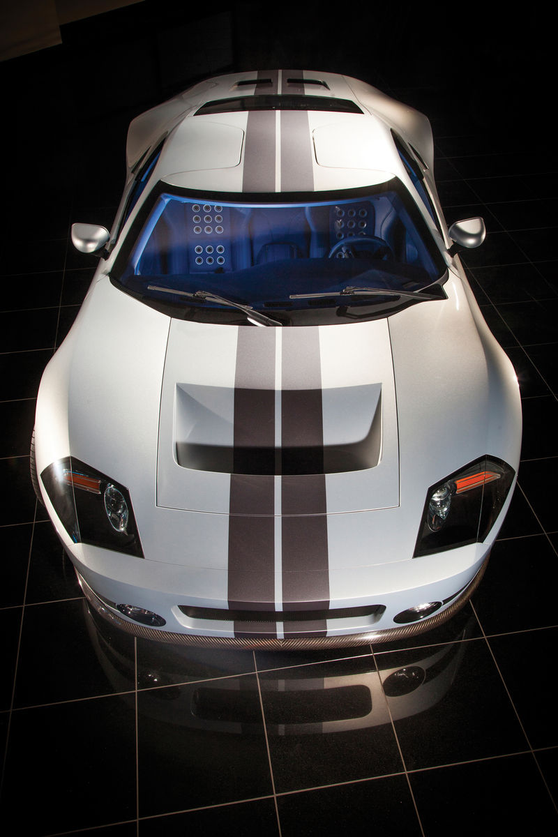 2014 Ford GT   Galpin Ford GTR1 Front