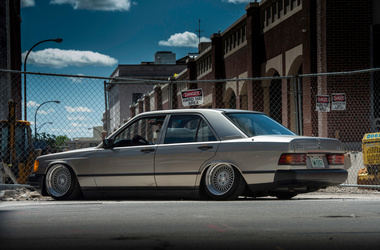 1991 Mercedes-Benz 190-Class | 1991 Mercedes-Benz 190E 2.3