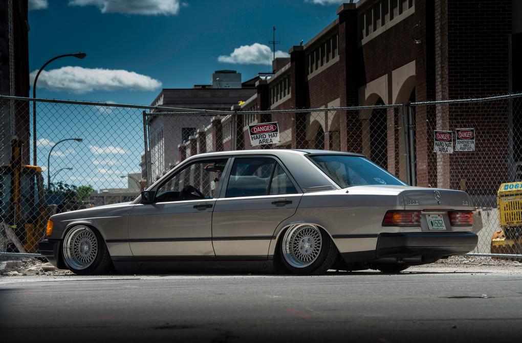 1991 Mercedes-Benz 190-Class | 1991 Mercedes-Benz 190E 2.3