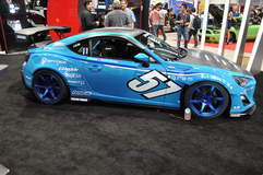 Scion FRS @ SEMA '13