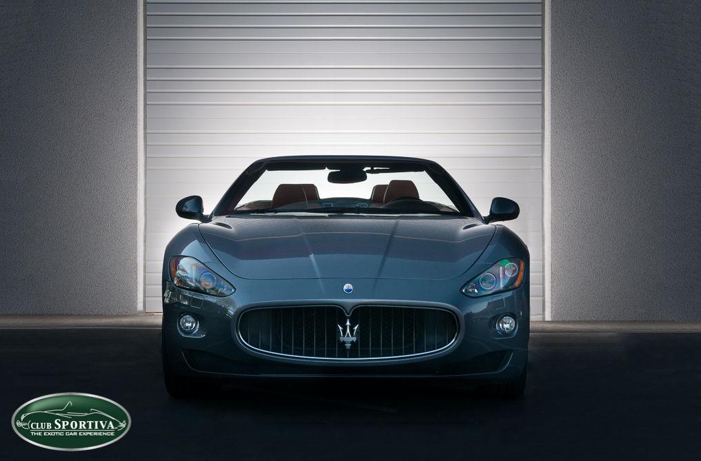 2013 Maserati GranTurismo Convertible | The Maserati Gran Turismo