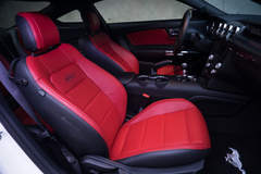 2015 Motoroso Ford Mustang GT Seats