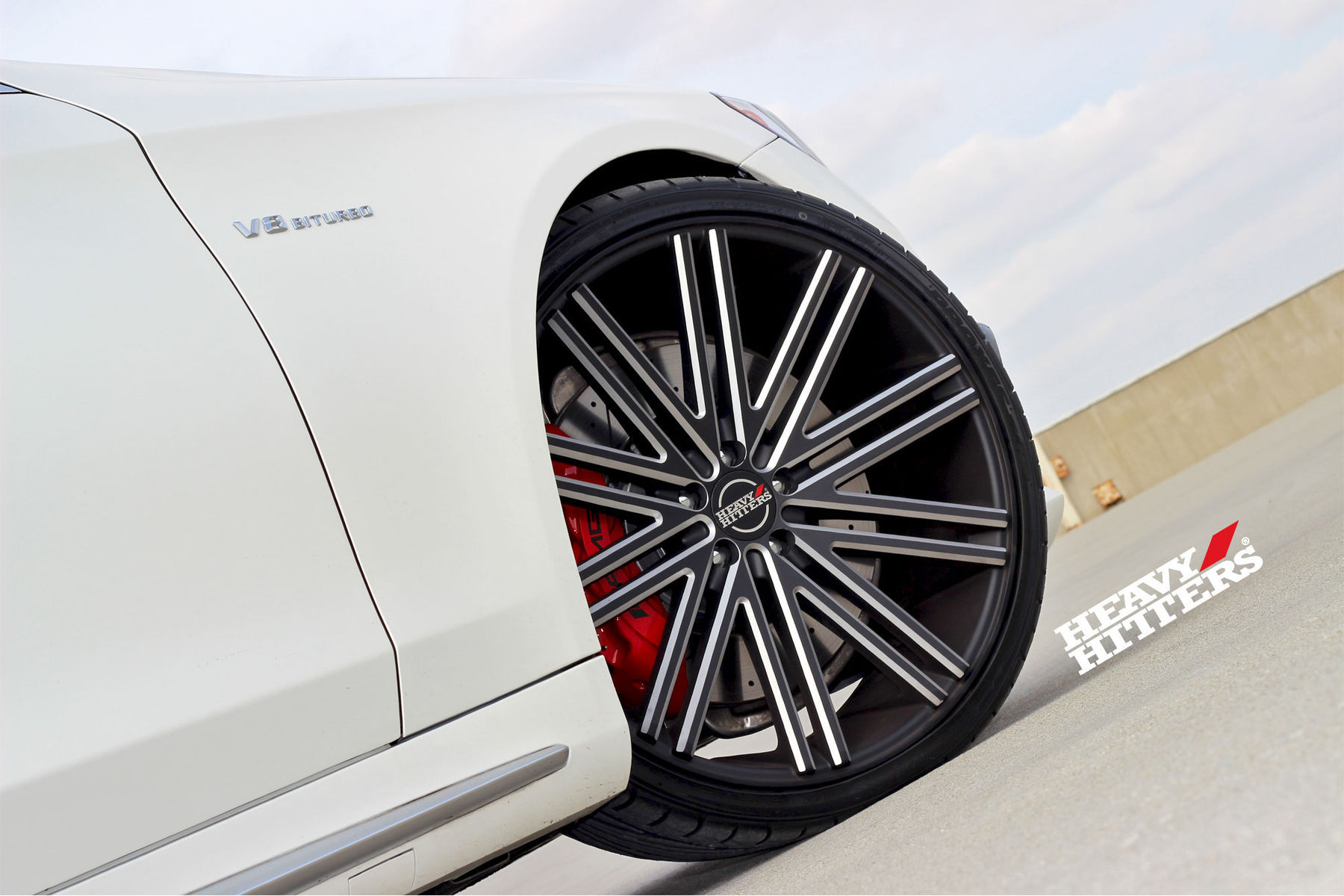 2015 Mercedes-Benz S-Class | S63 AMG
