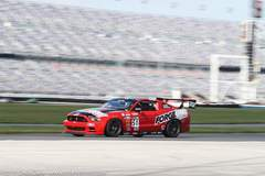 Dean Martin's Rehagen Racing Ford Mustang Boss 302 on Forgeline GS1R Wheels