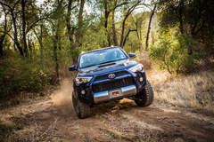 N-FAB 2014 Toyota 4-Runner Build