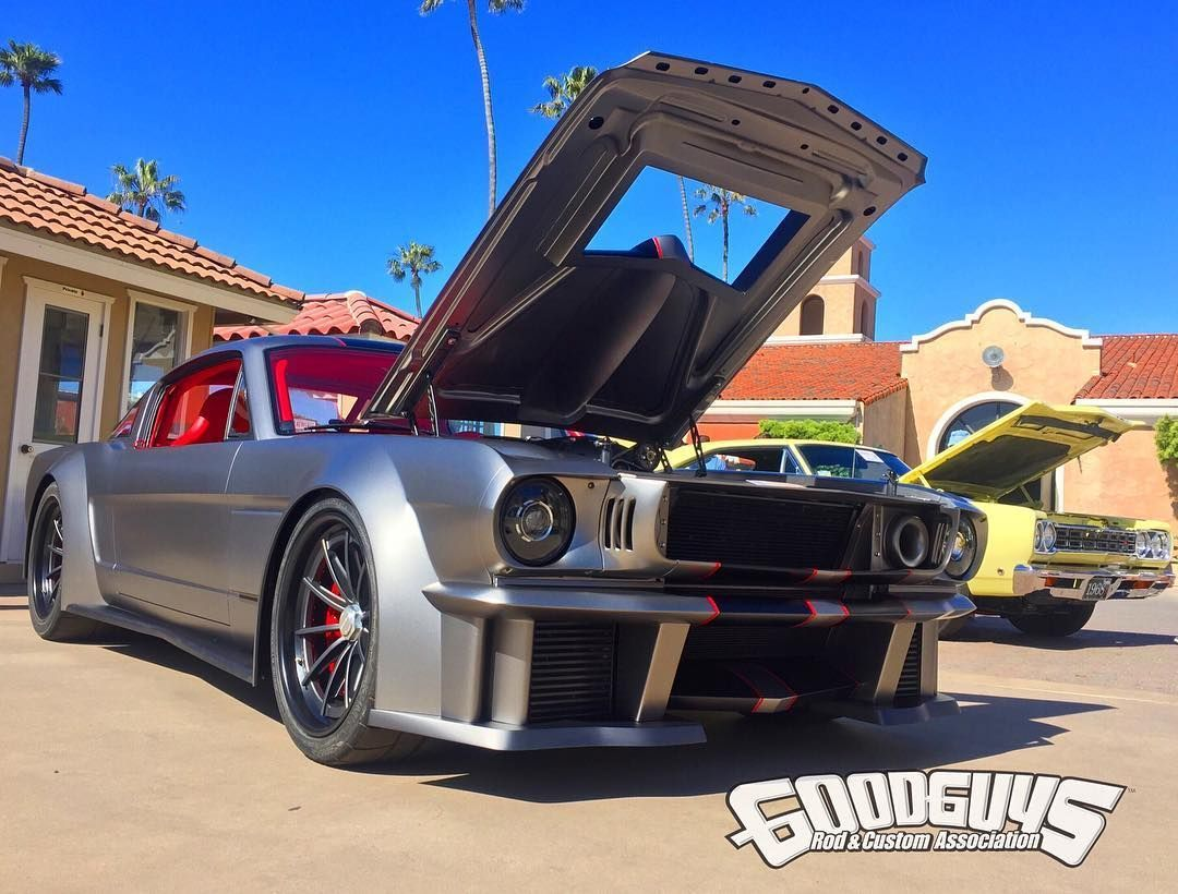 1965 Ford Mustang | Chris Marechel's Timless Kustoms