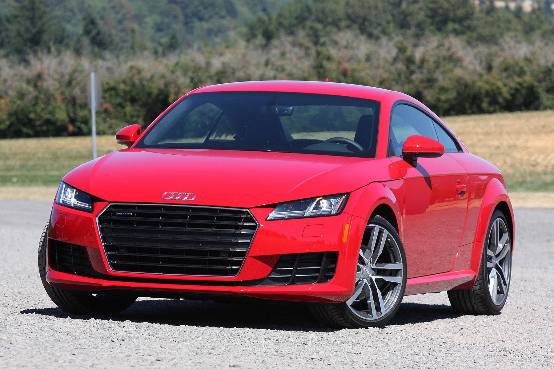 2016 Audi TT | 2016 Audi TT