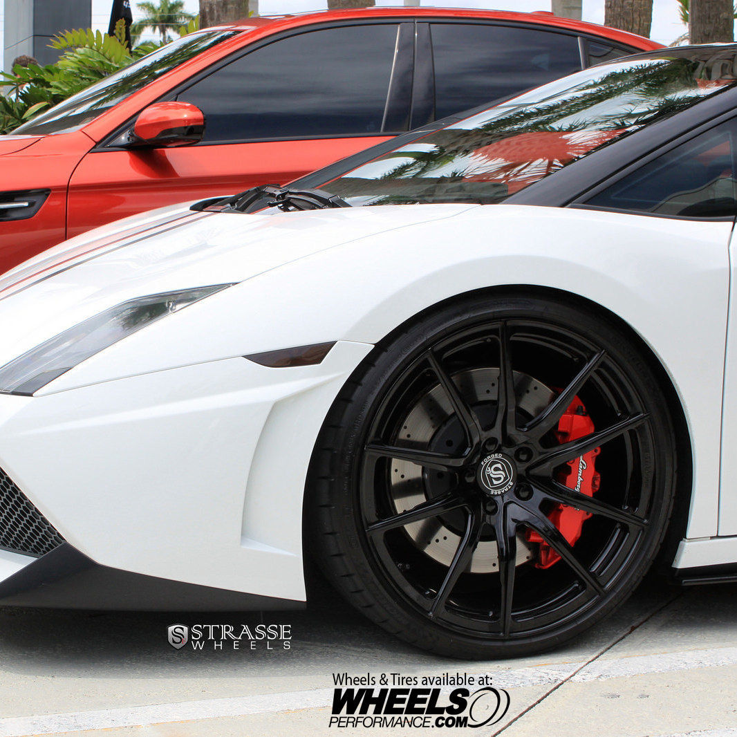 Lamborghini Gallardo | Strasse Forged SV5 Monoblock