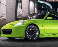 350Z on Forgeline GZ3R Wheels
