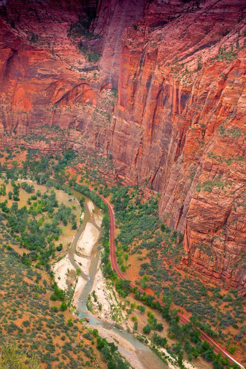 | Angel's Landing Trail, Zion National Park