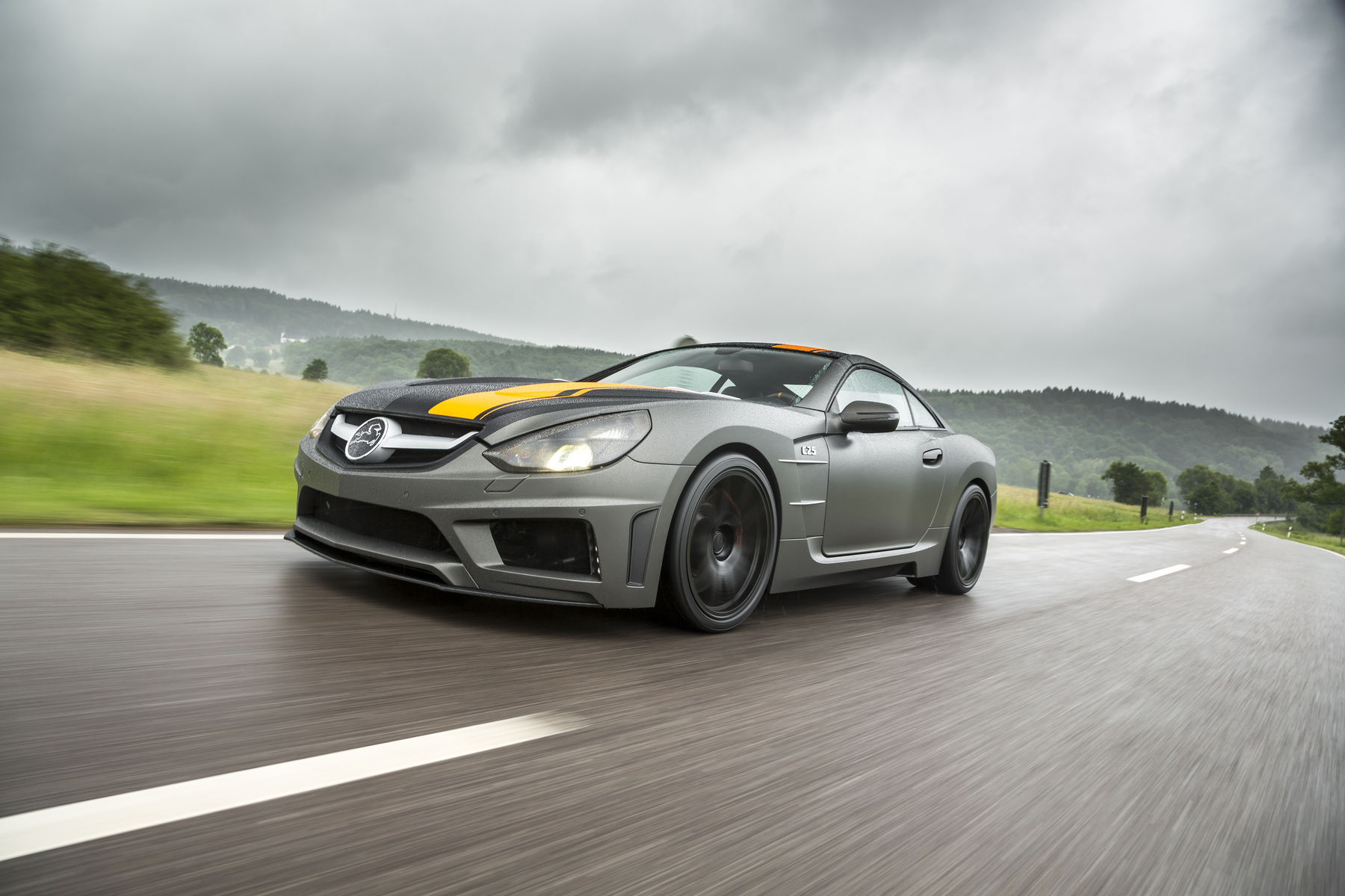 | Carlsson Super-GT C25