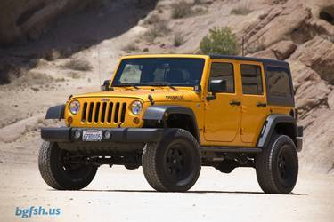 2011 Jeep Wrangler | Supercharged Jeep