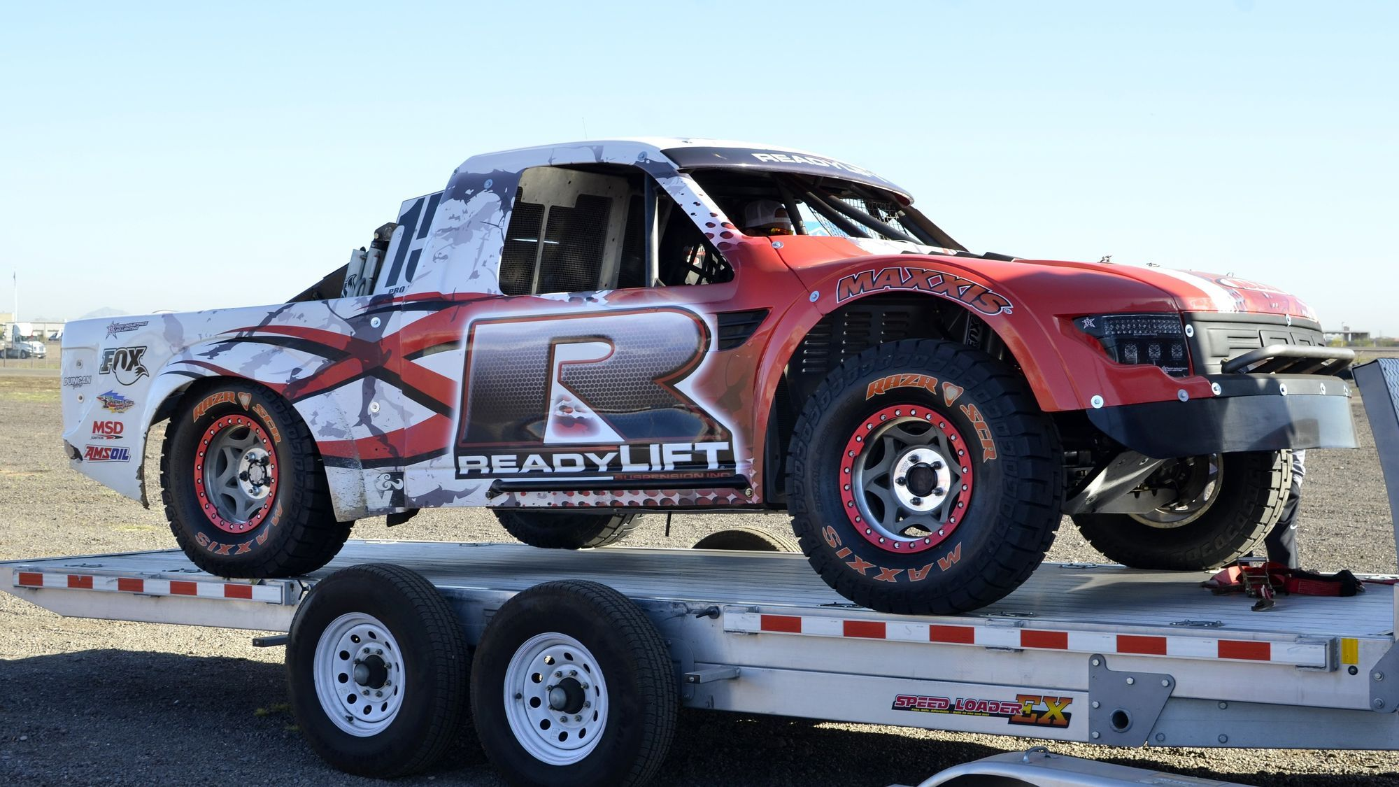 | Ready for LOORRS Phoenix