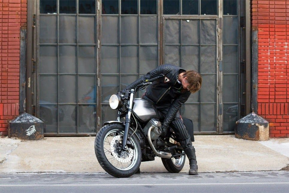 Moto Guzzi V-7 TWIN | Moto Guzzi V7 'Wayward' By Hammarhead