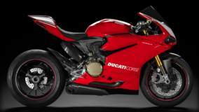 Panigale R - Side