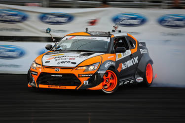 Infinity ECU-Tuned Hankook/Scion Drift tC
