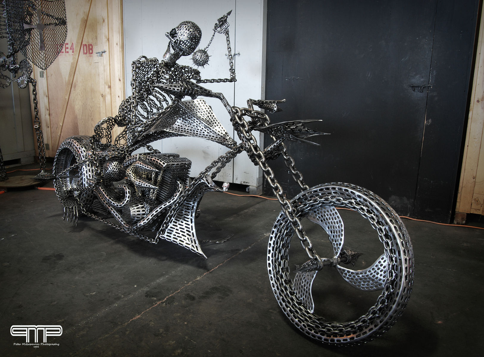| Chain Motorcycle