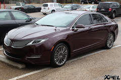 2013 Lincoln MKZ Hybrid gets 45 mpg and is now protected with XPEL Ultimate Film