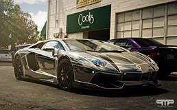 Lamborghini Aventador aka: Tronventador