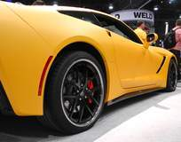 Lingenfelter's C7 Corvette on Forgeline VX3C Wheels at SEMA 2014