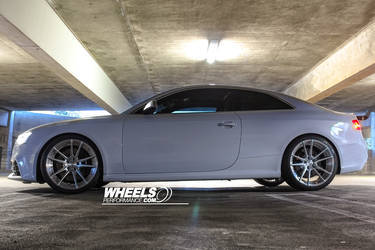 "2013 Audi RS 5 | OUR CLIENTS AUDI RS5 WE DID WITH 20"" ADV.1 5.2 MV.2 WHEELS"