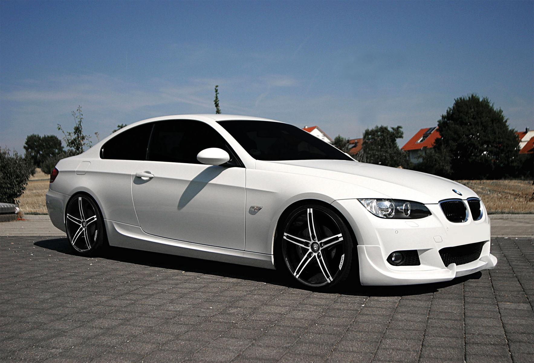 2013 BMW 3 Series   BMW 3-series on Lexani CS-10's