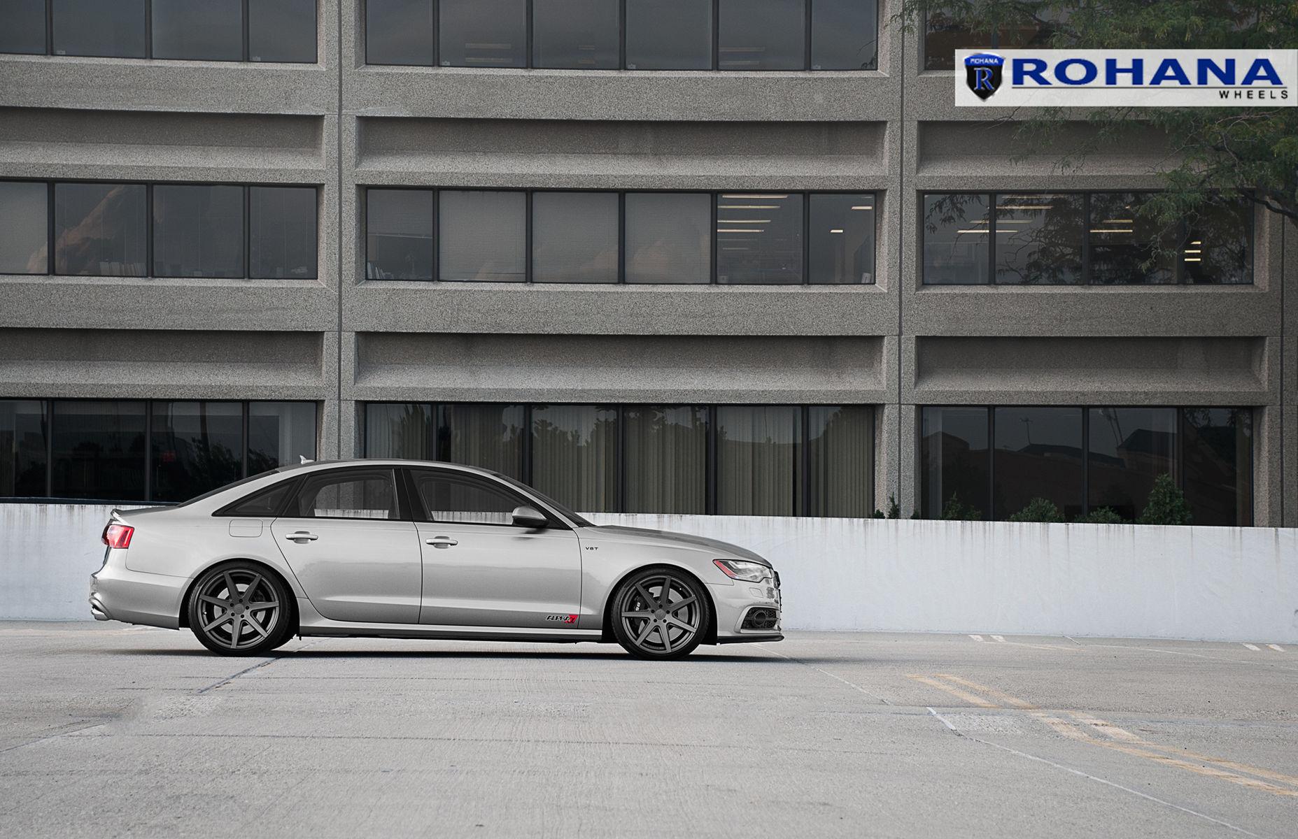 2013 Audi S6   Audi s6 Alpha