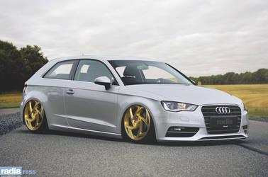 Audi A3 - radi8 r8s5