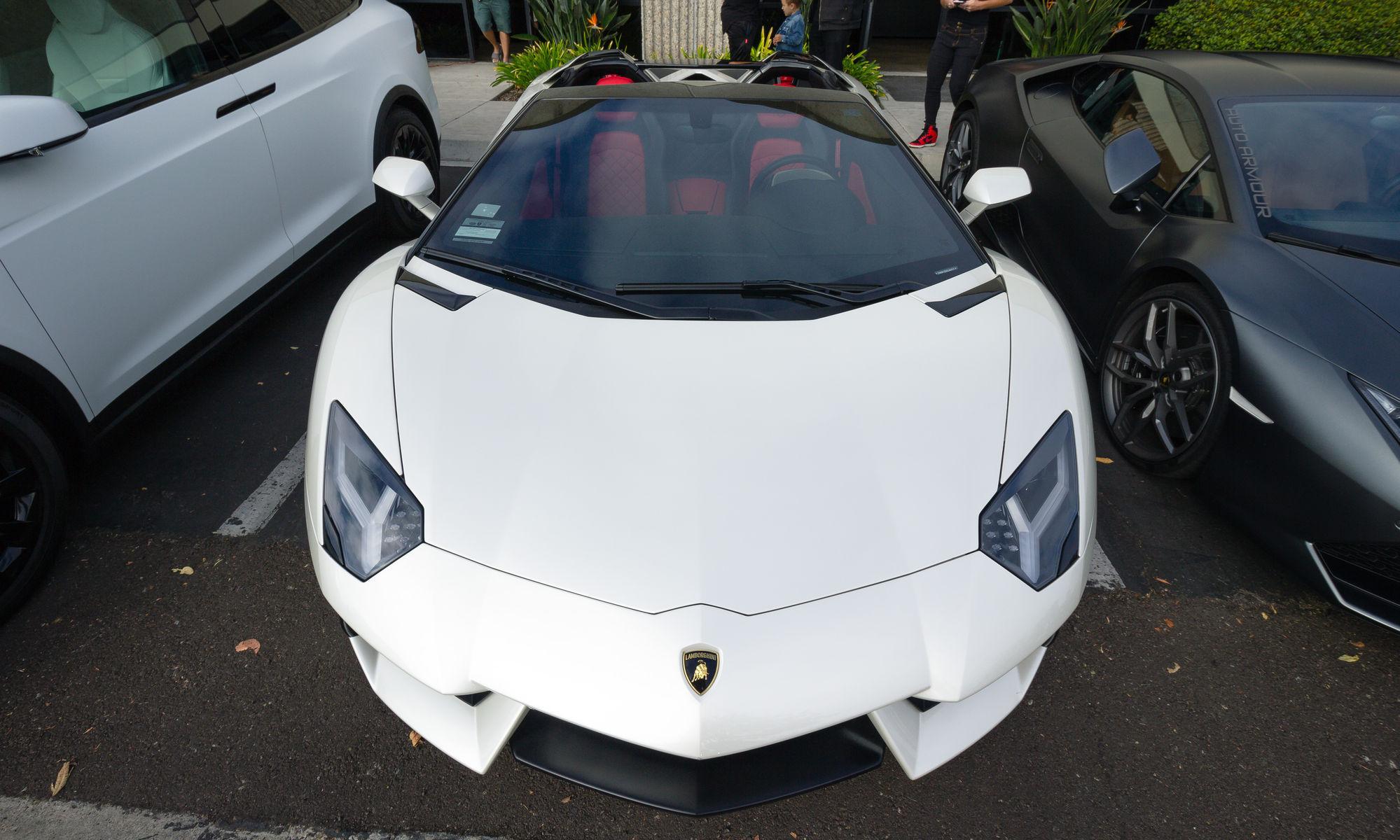 2016 Lamborghini Huracan | San Diego Cars & Coffee October 15th, 2016