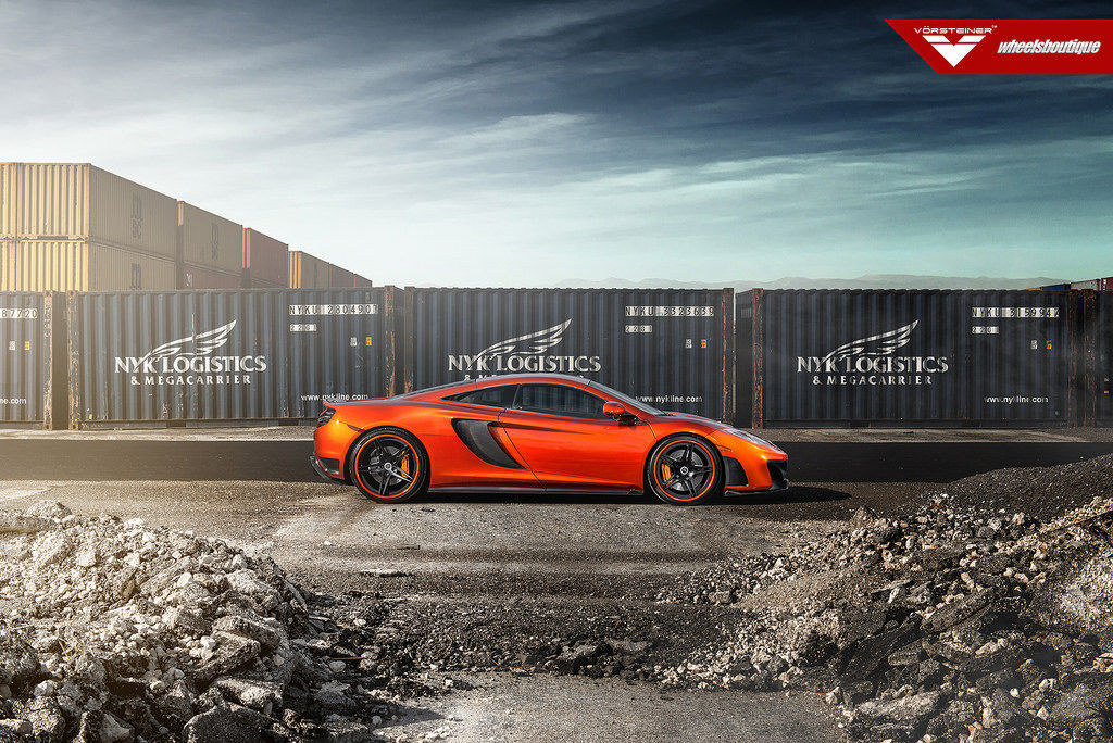 McLaren MP4-12C | Vorsteiner McLaren MP4-VX
