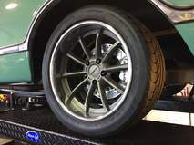 RideTech's 48 Hour C10 on Forgeline ML3C Wheels is Ready for Auction