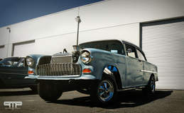 1955 Chevrolet Bel Air Gasser