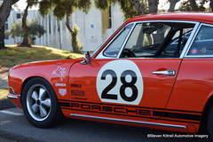 Porsche 911S Profile